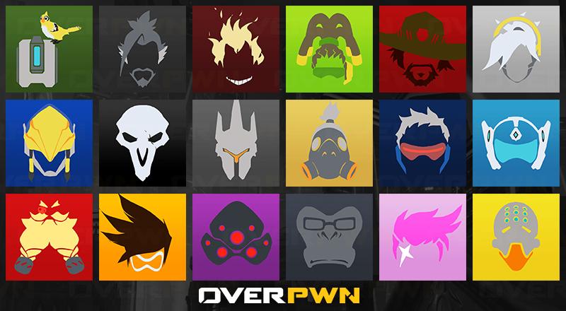 Аватарки Overwatch