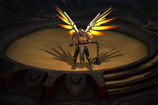 Крылья Ангела Diablo 3