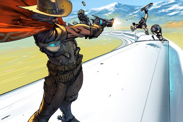 Mccree-comics
