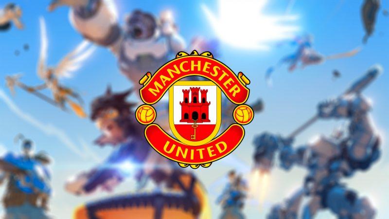 Манчестер Юнайтед в Overwatch