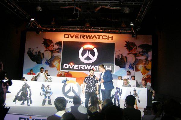 Галустян Overwatch All-Stars