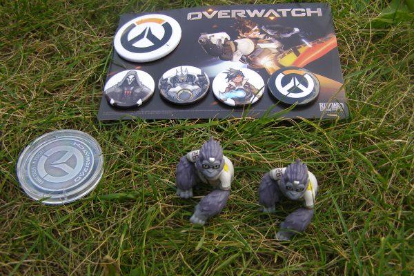 Значки Overwatch