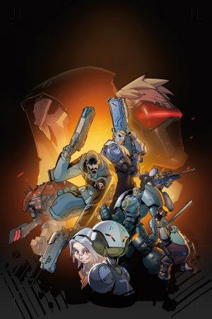 Overwatch new graphic novel