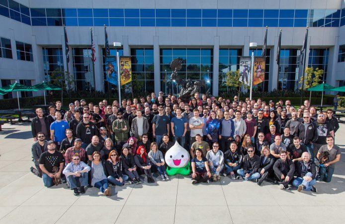 Команда разработчиков Overwatch